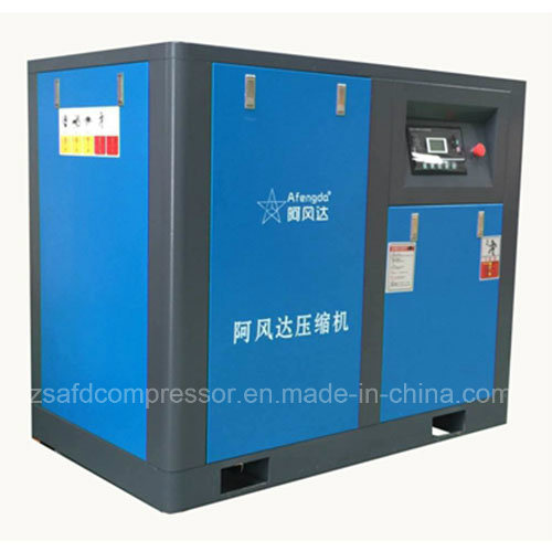 Afengda 75HP/55kw Popular Energy Saving Rotary/Screw Air Compressor