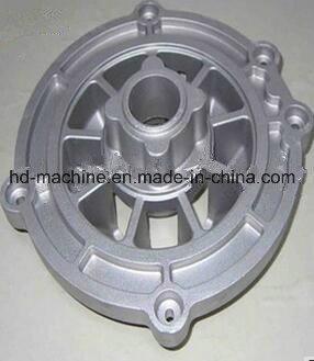 Customized Aluminum 6061-T6 CNC Milling Machine Part