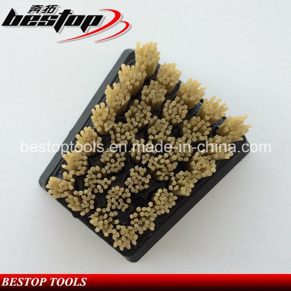 Frankfurt Type Strong Diamond Brush for Granite Polishing