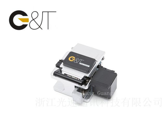 Fiber Cleaver (G &T 0708E) with Fiberbox and More Precise