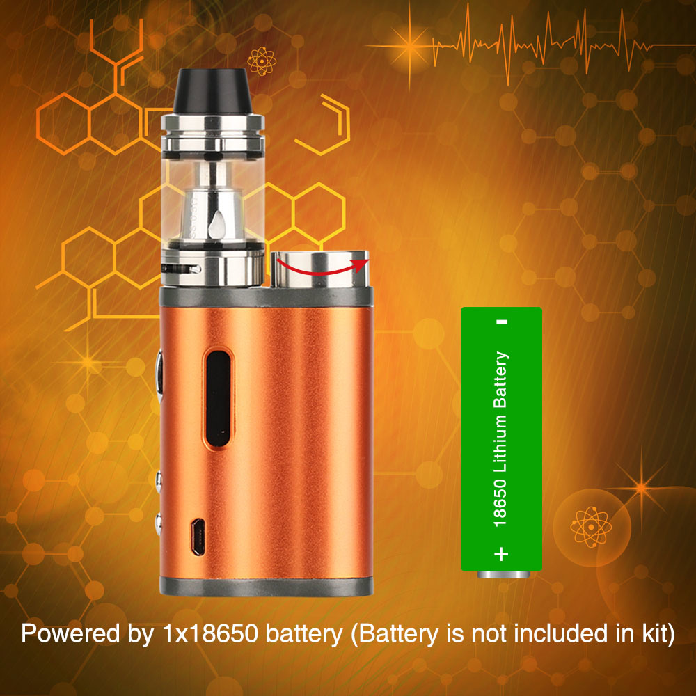 2017 China New Vaping Mod 75W Box Mod Jomo Lite 76ers Vaporizer