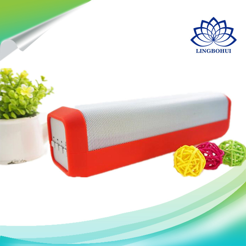 1200mAh LED Light Wireless Portable Professional Mini Speaker
