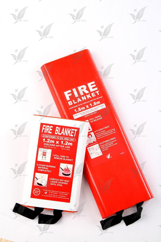 Fiberglass Fire Blanket for Fireproof