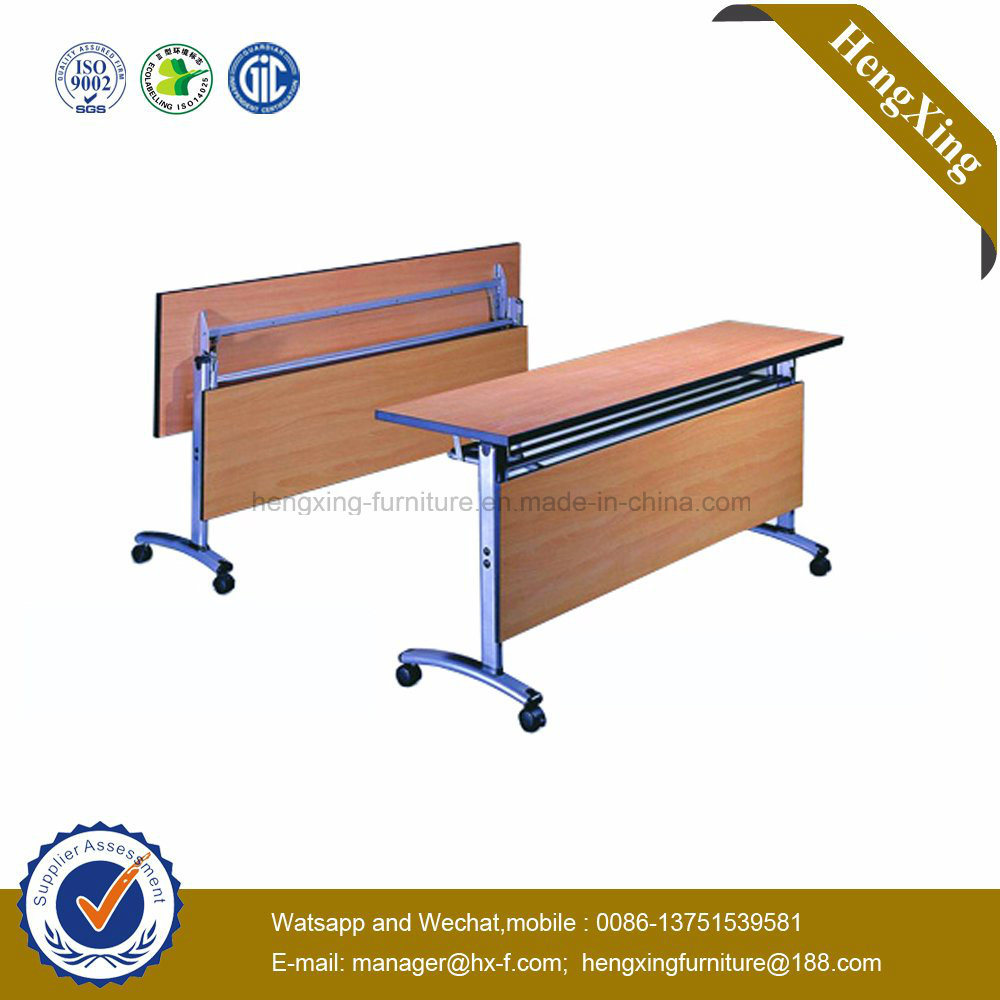 High Quality Folding School Desks for Students School Furniture (HX-FD341)