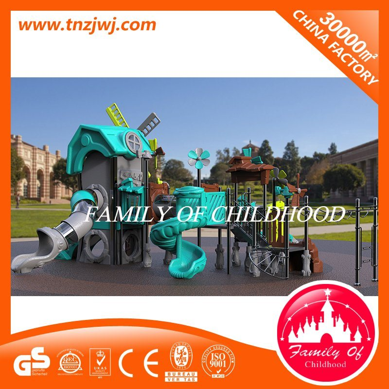 Wholesale Children Large Slide Outdoor Playground for 2017 Sale