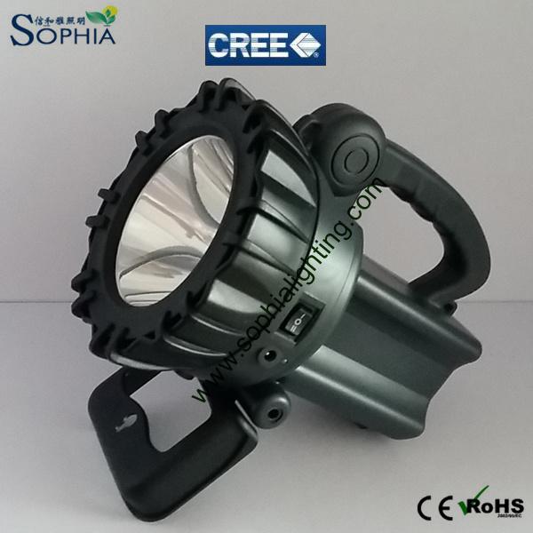 Sophia High Power 10W CREE LED Flashlights Duration 6-18 Hours