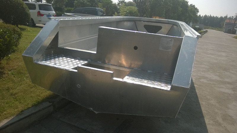 Beautiful Aluminium Fishing Boat OVS10-20