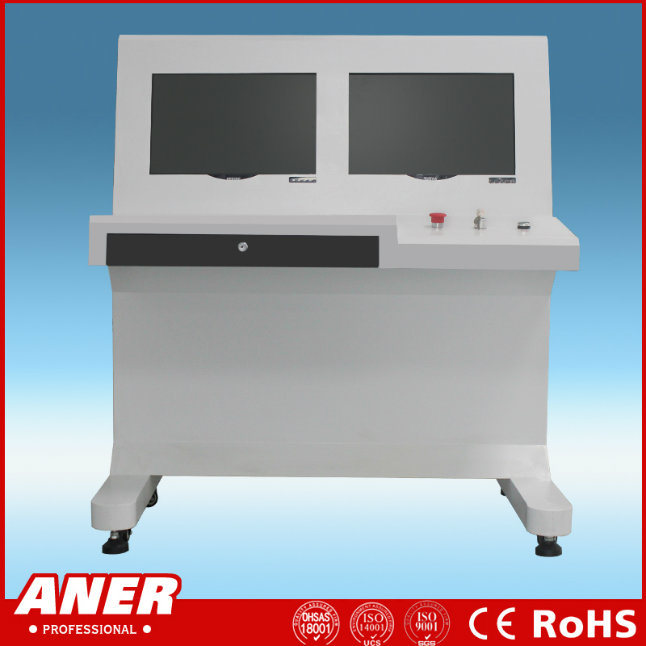 Ce/RoHS Approved Factory Price X Ray Baggage Scanner