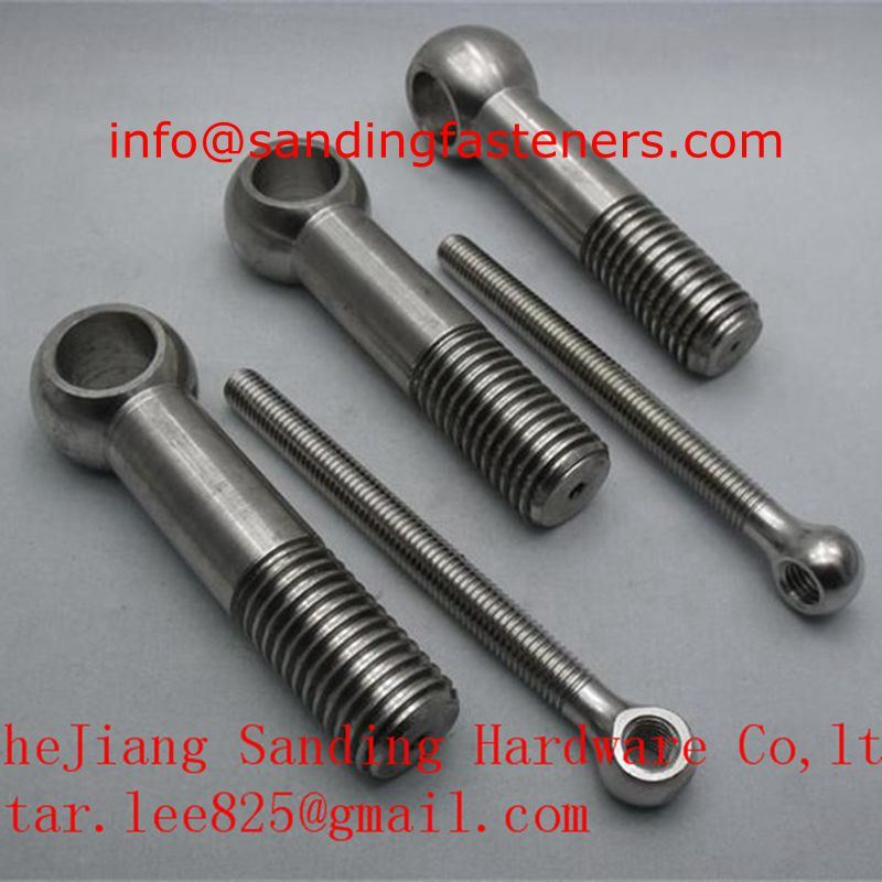 Stainless Steel 316 Dog Bolt
