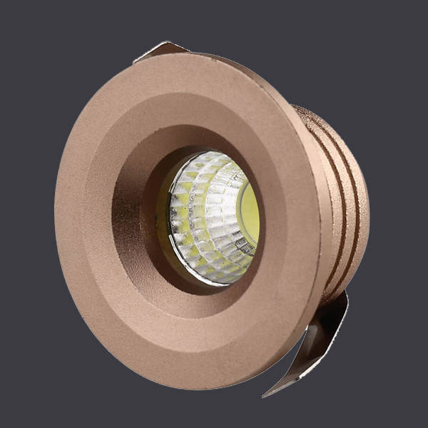 3W LED Recessed Downlight