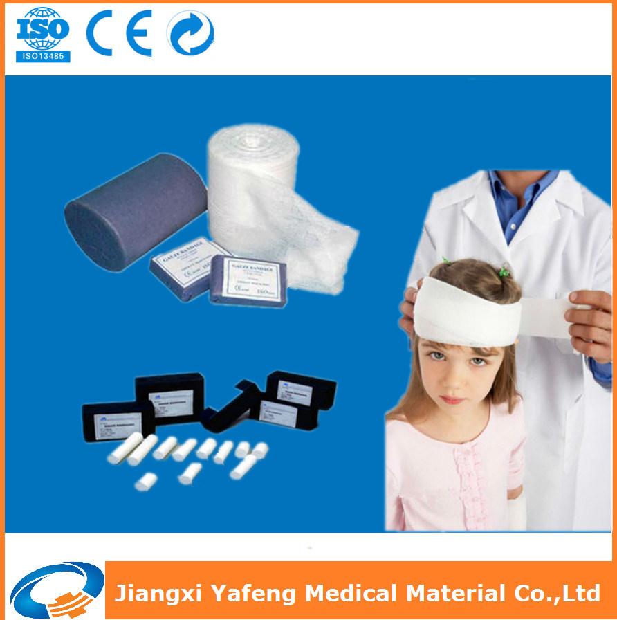 Sterile Non Sterile Cotton Gauze Bandage