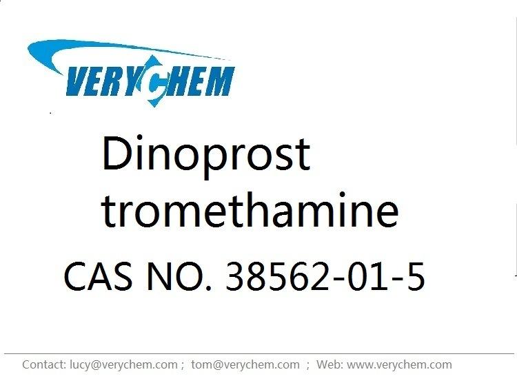GMP Dinoprost Tromethamine Pharmaceutical Veterinary Prostaglandin CAS 38562-01-5