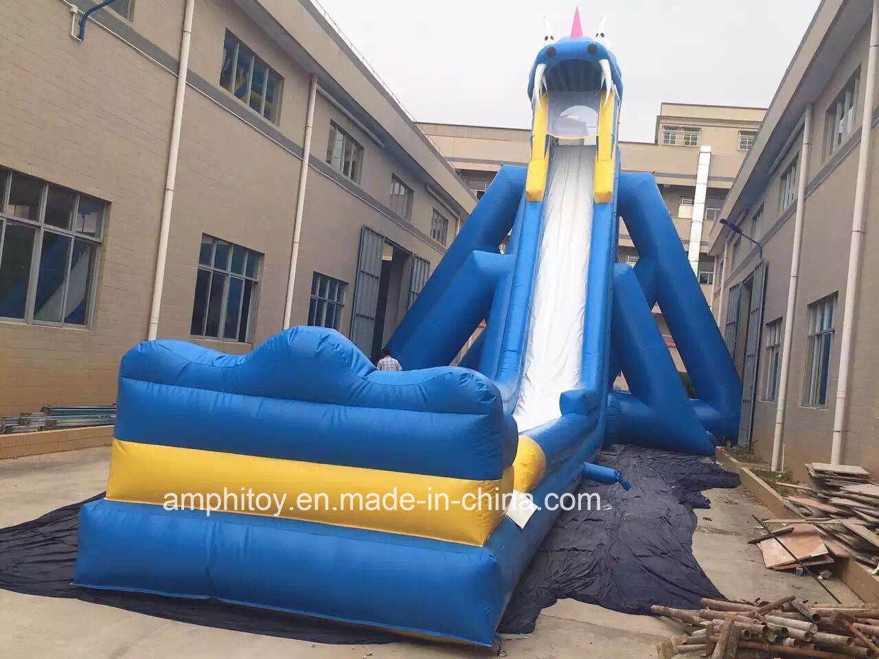 Inflatable Slide for Kids Supply