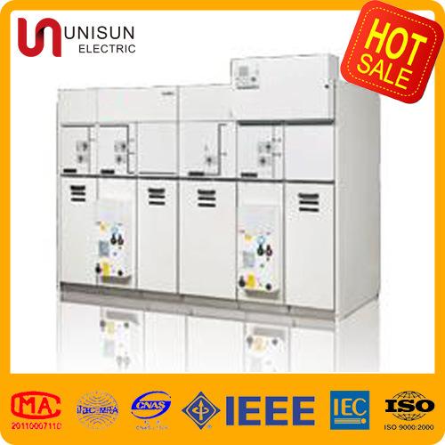 12kv/24kv, 630A/ 1250A Air Insulated Metal Enclosed Switchgear