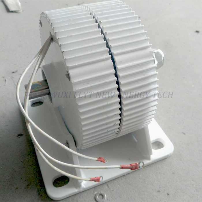 400W Permanent Magnet Generator with Base