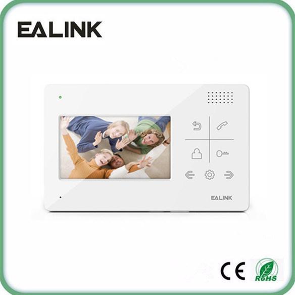4.3inch Color Video Door Phone Monitor