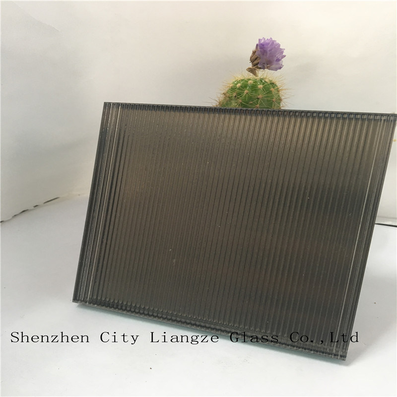 10mm+Silk+5mm Float Laminated Glass/Art Glass/Tempered Glass/Safety Glass for Decoration