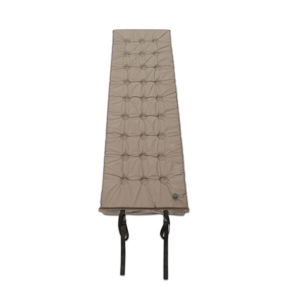 Single Self-Inflating Mattress with 27 DOT