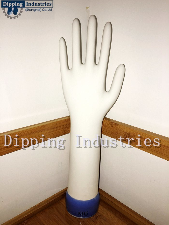 Ceramic Glove Hand Mould for PVC, Latex NBR Glove