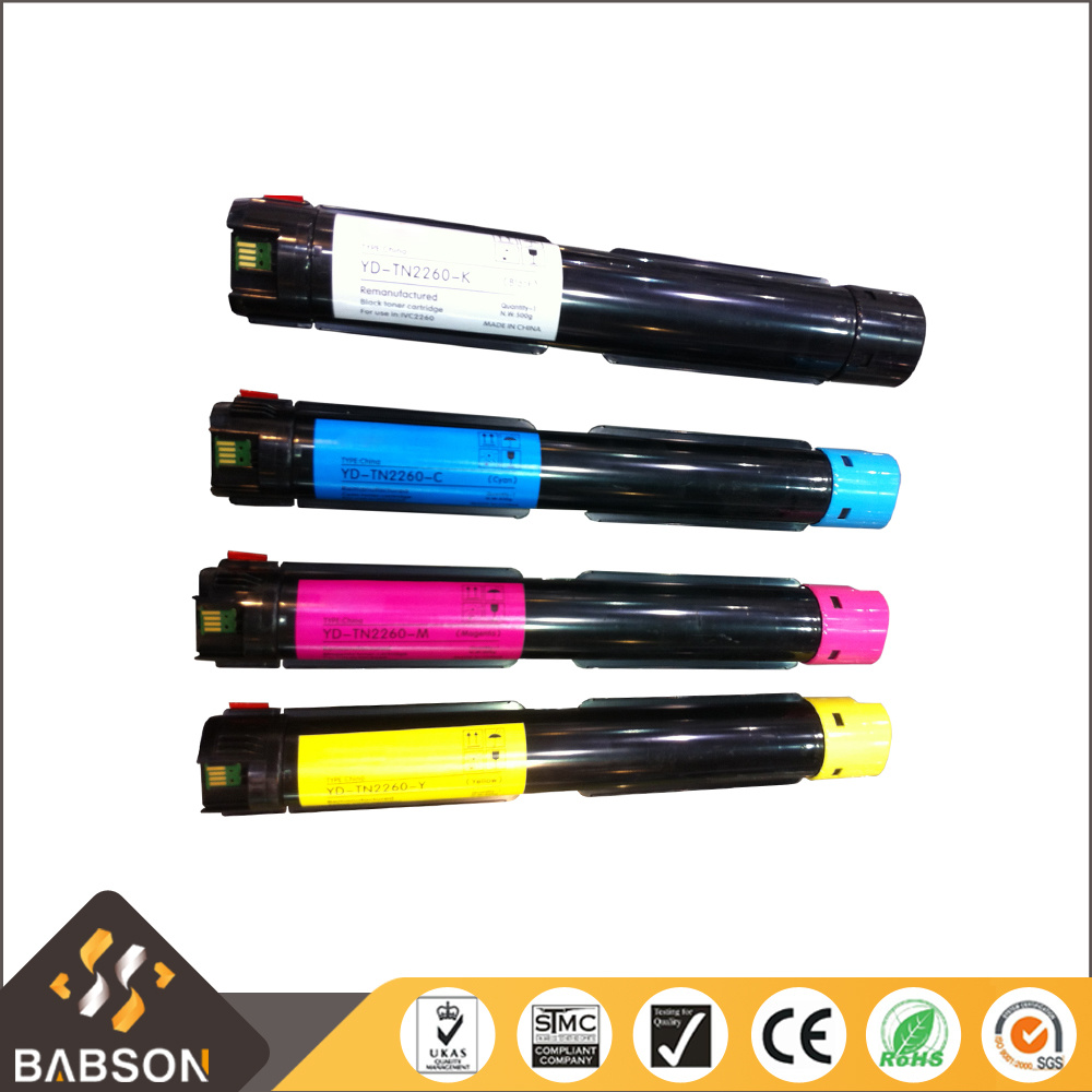 Factory Directly Sell Compatible Color Printer Cartridge for Xerox IV C2260