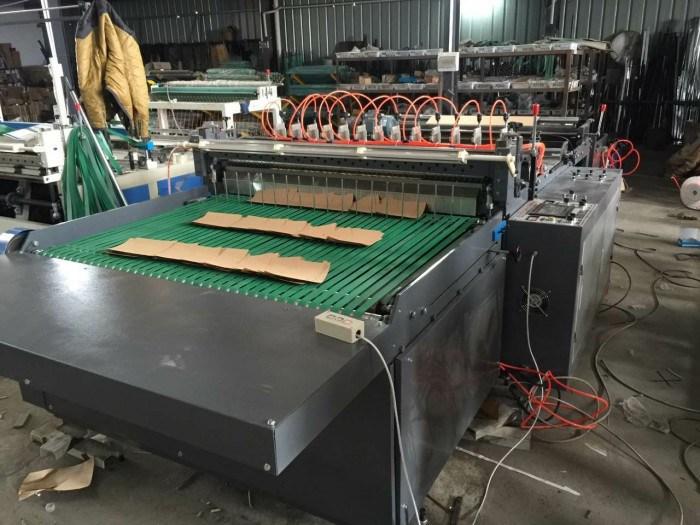 Economic Roll to Sheets Slitting Online Cross Cutting Machine (DC-H1000)