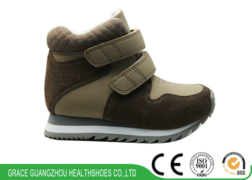 Grace Health Shoes Children Runing Shoes for Flat Foot