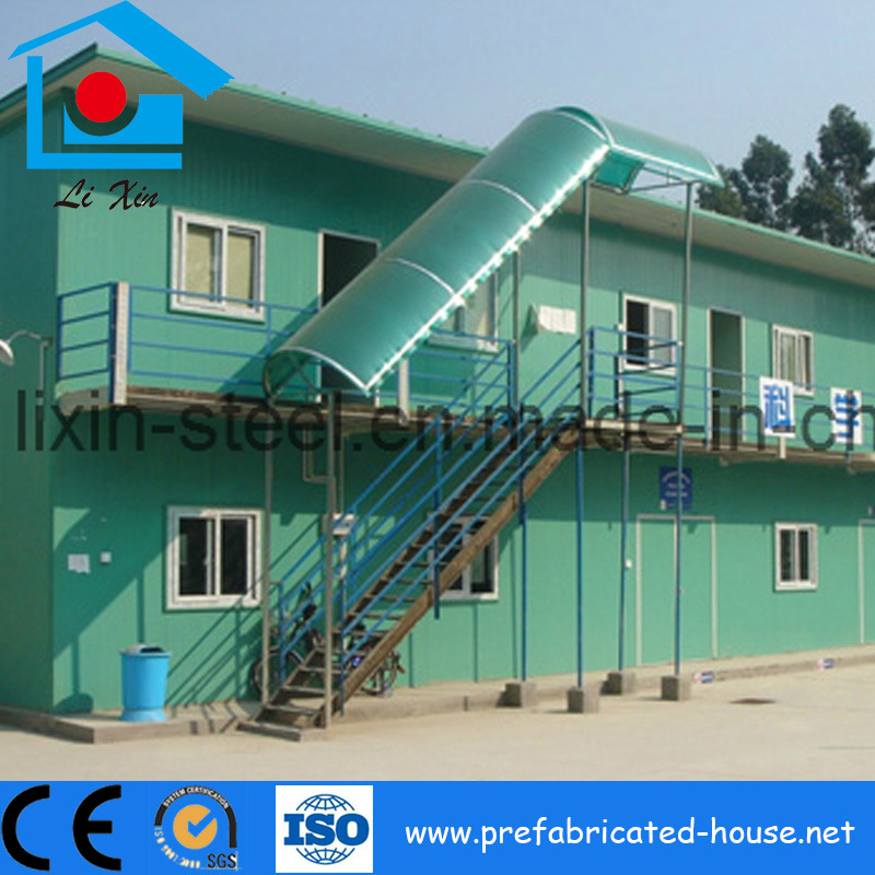 Luxury Mobable Building for Office and Accommodation