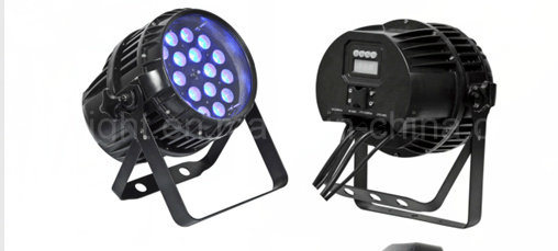 IP65 Zoom 18X18W 6in1 RGBWA+UV LED PAR for Outdoor Lighting