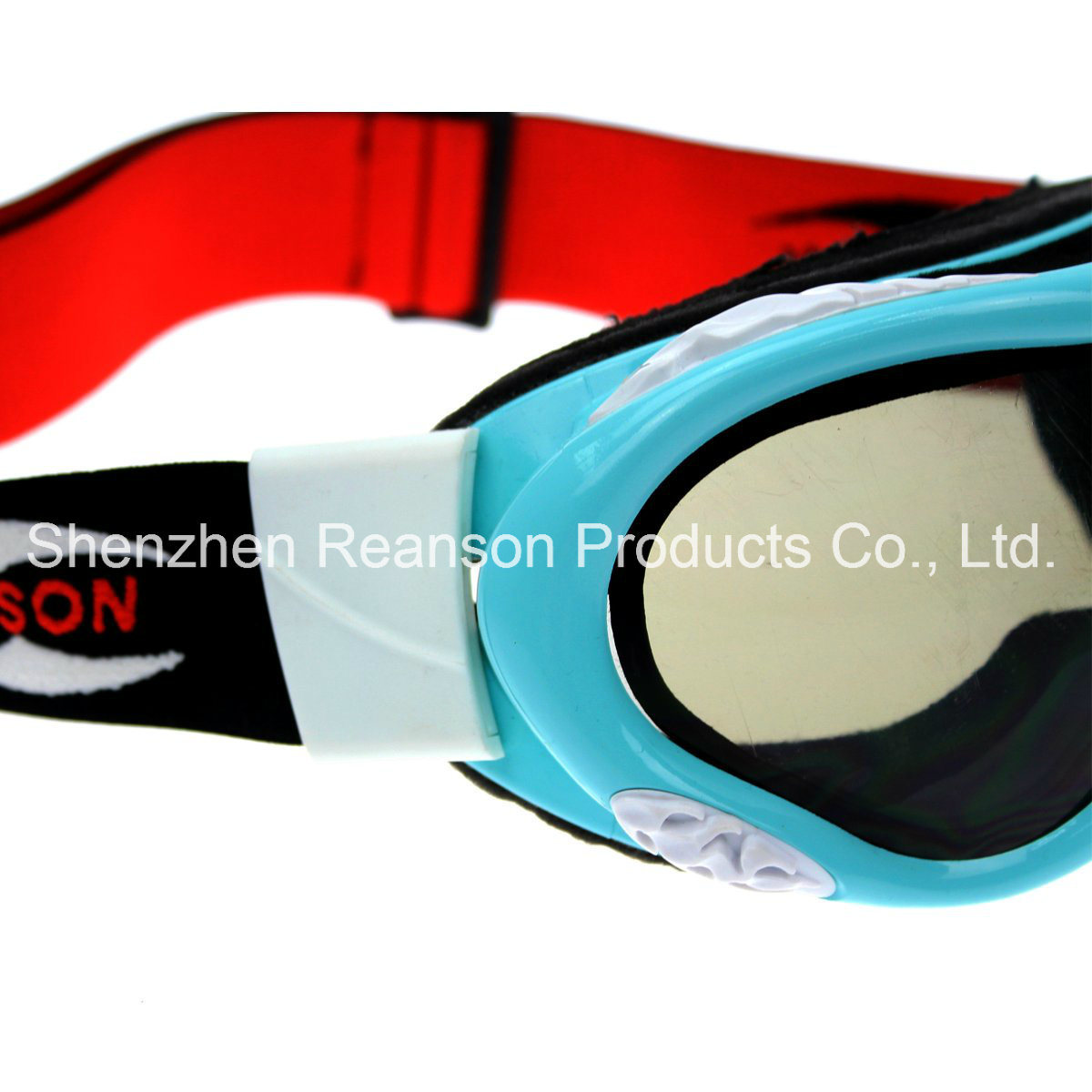 Reanson Professional OTG Anti-Fog Double Lenses Snowboard Skiing Goggles