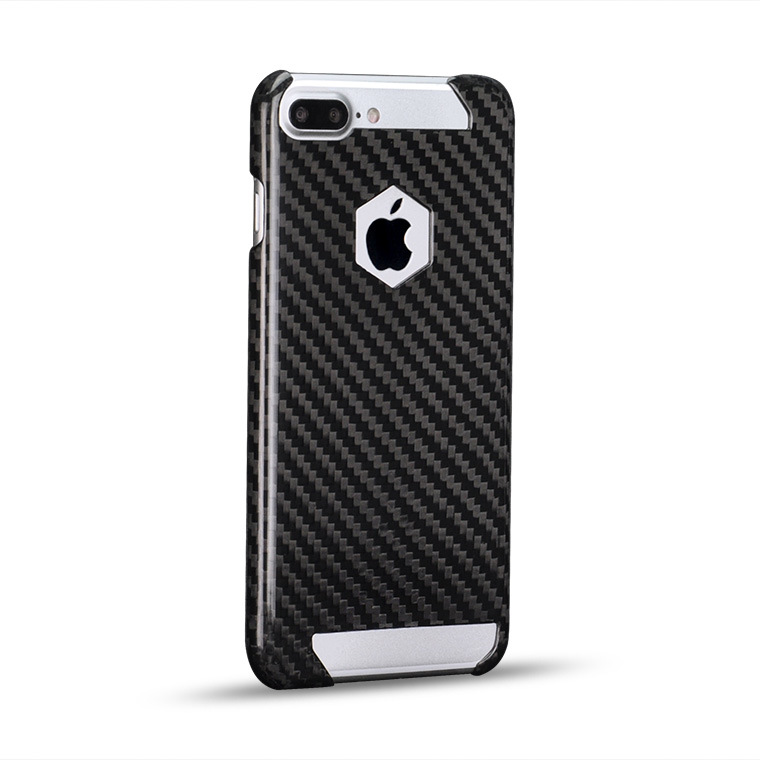 Real Carbon Fiber Cases for iPhone 7 Plus Mobile Phone