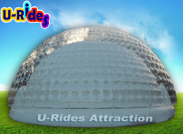 Outdoor Professional Inflatable Wedding Tent Security Dome Inflatable Tent Factory