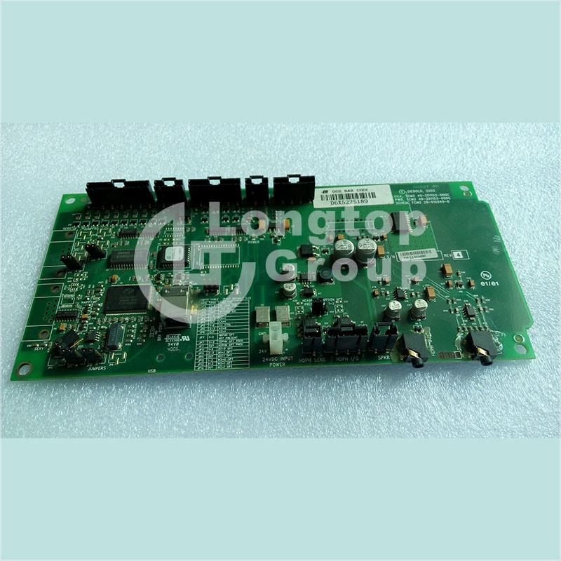 Diebold ATM Spare Parts Opteva CCA Tcm3 Contral Mainboard 49201152000d