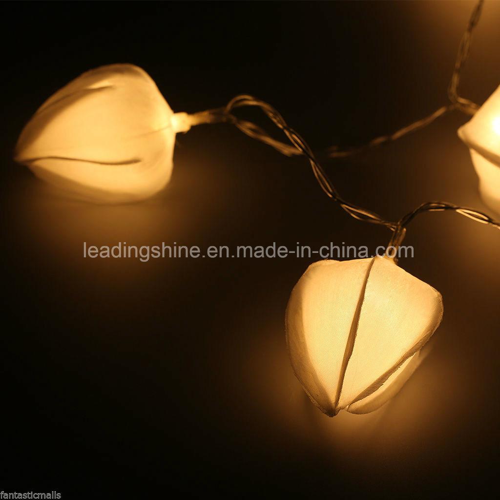 LED String Star Fairy Lights Flower Christmas Lights Xmas Bedroom Decor