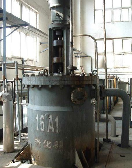 Professional Design EPC Project Sulphonation Production Line Plant