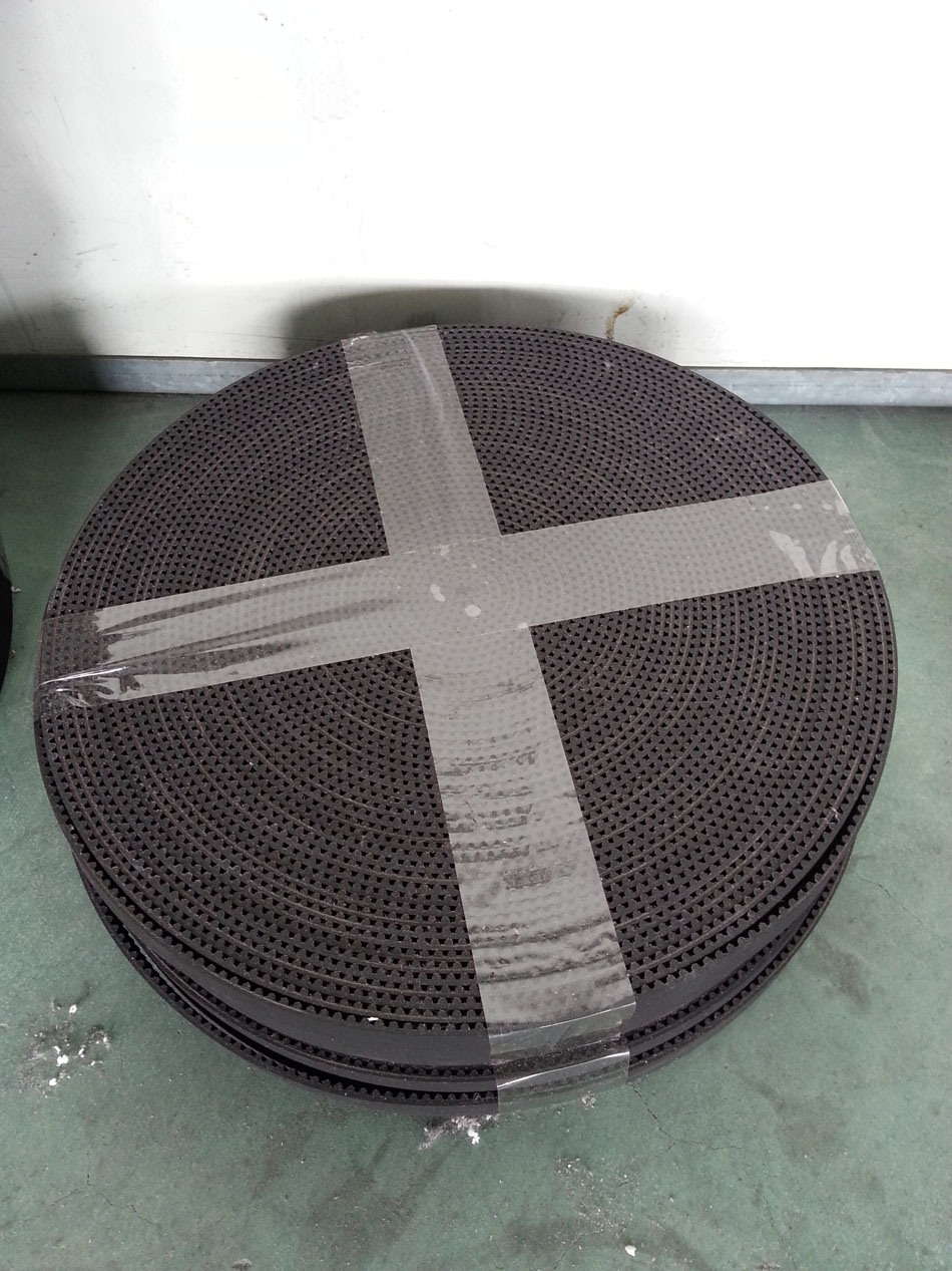 Open Ended Timing Belt From Ningb China