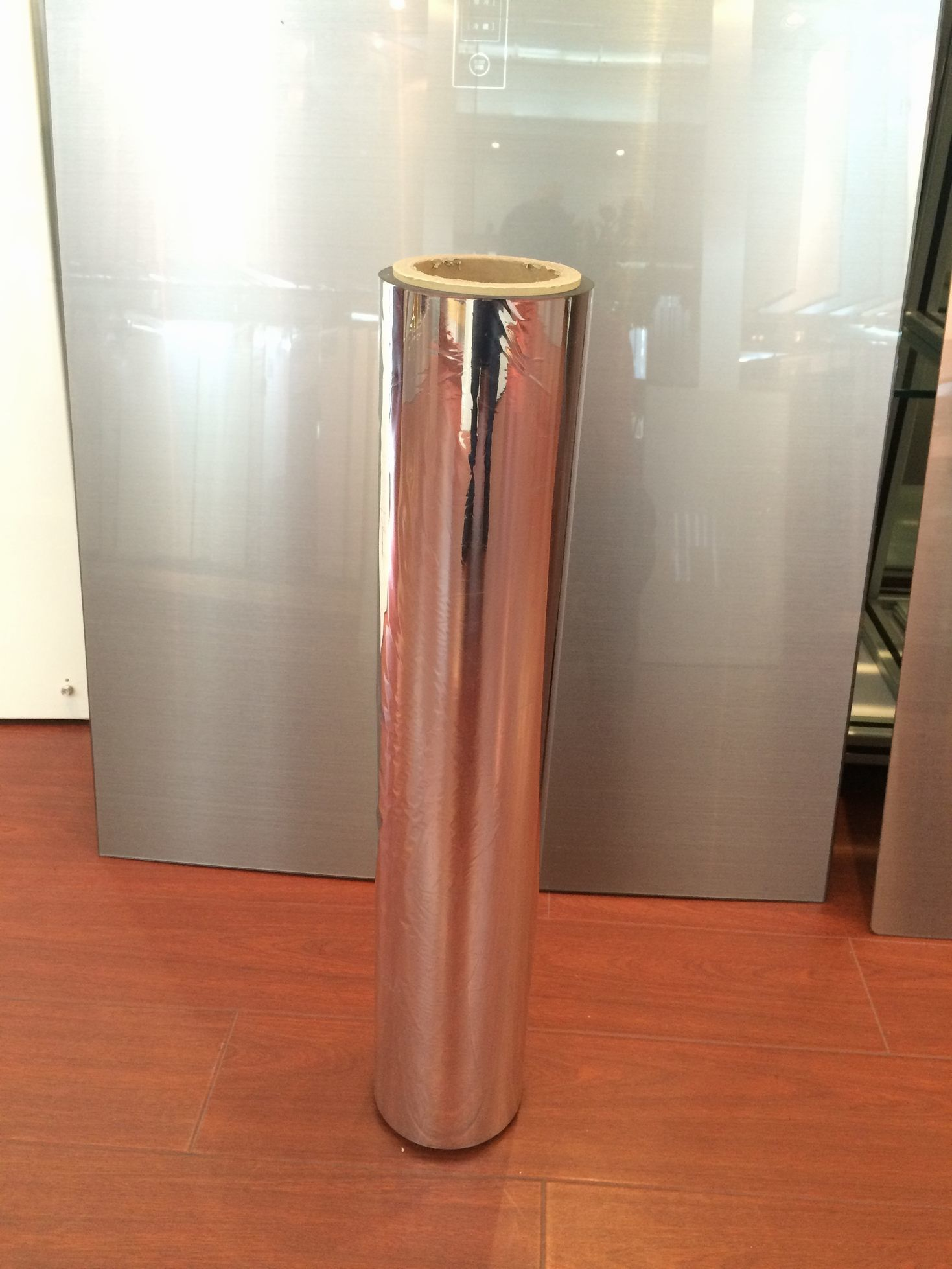 16micron High Gloss Metalized Pet Film