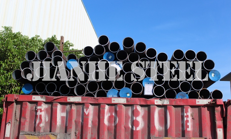 Annealed Structural Hollow Sections (EN10210) \Circular Pipe