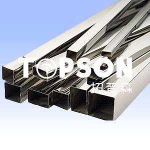 Stainless Steel Tubes Pipes Mirror Square/ Round