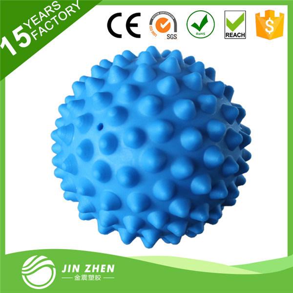 High Density PVC Hard Spiky Massage Ball Foot Ball Hotsale