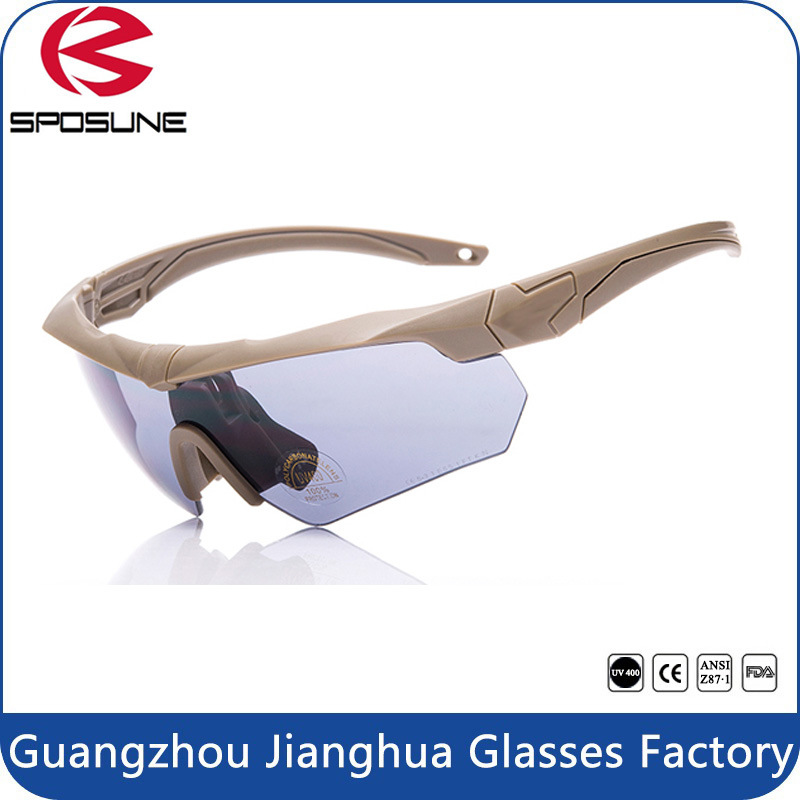 High Impact Resistance Tr Frame Tactical Ess Military Shooting Glasses