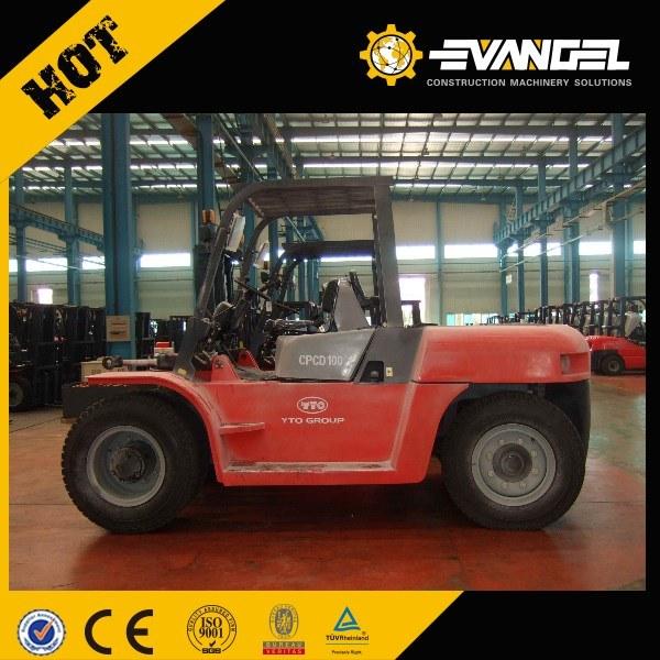 Hot Sale Yto Big Diesel Forklift Price Cpcd70 (Isuzu engine)