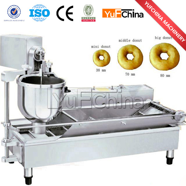 3 Moulds Mini Donut Machine for Sale