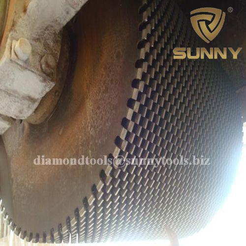 Diamond Multi Blade Circular Saw for Cutting Marble and Granite
