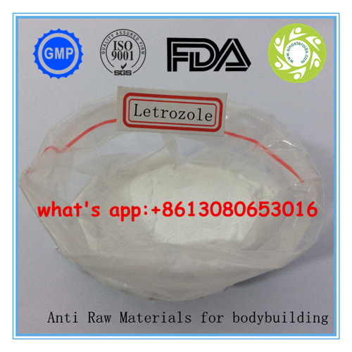 99% High Purity Steroids Femara for Bodybuilding (CAS: 112809-51-5)