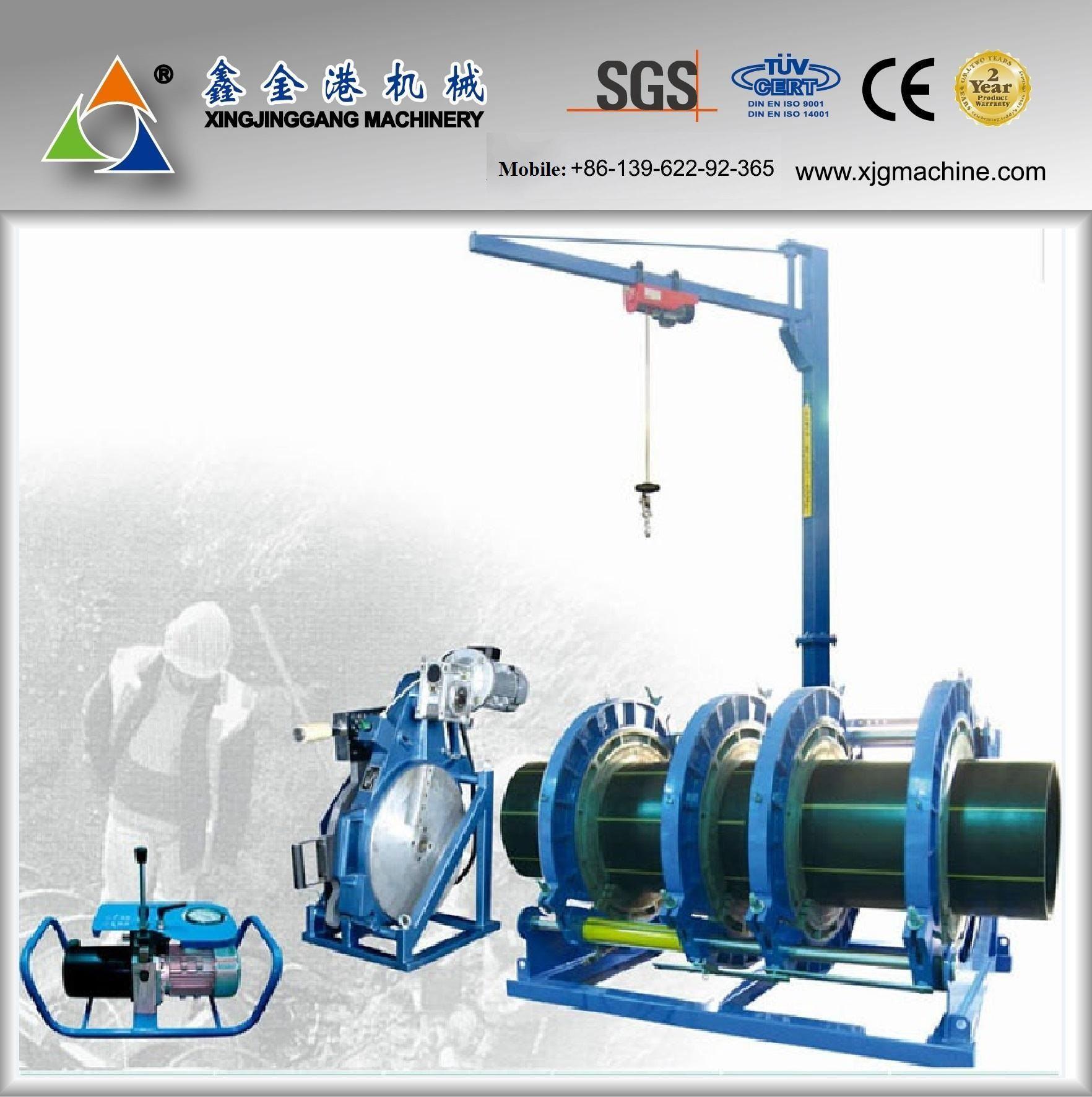 HDPE Pipe Welding Machine/HDPE Pipe Fusion Machine/HDPE Pipe Jointing Machine/HDPE Butt Welding Machine/HDPE Pipe Jointing Machine/HDPE Butt Fusion Machine