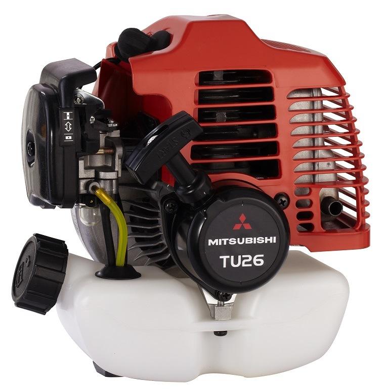 Knapsack Power Sprayer Powered by Mitsubishi Engine (TU26) (GS-M26-01)
