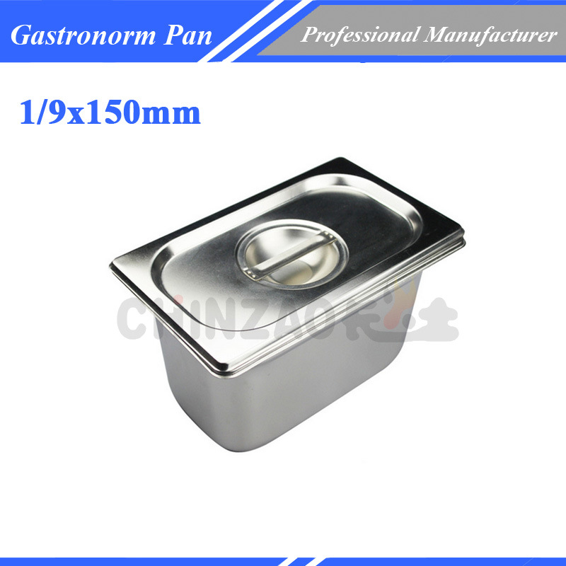 Stainless Steel Gastronorm Pan/Stainlesss Steel Gn Pan/Gn Pan Container1906A