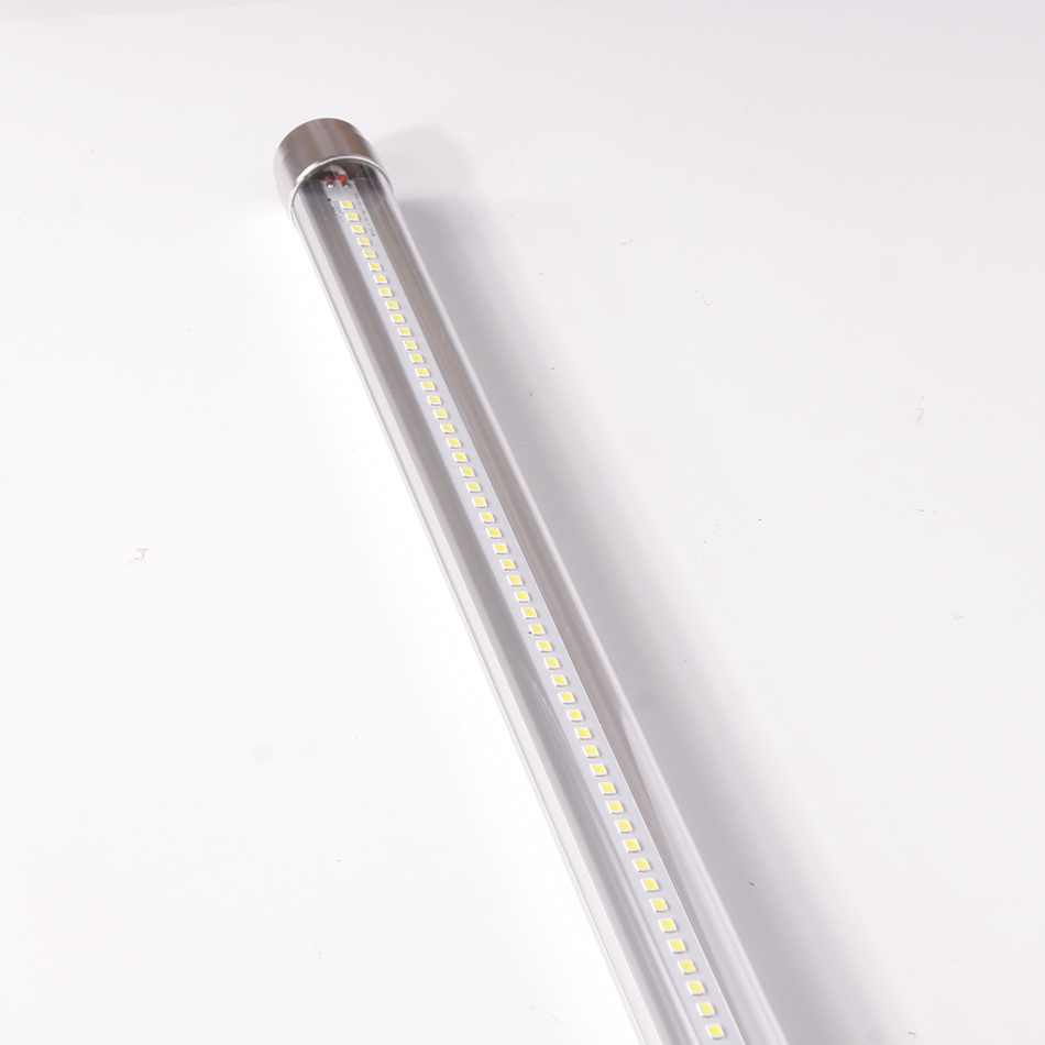 140lm/W 0.6m LED Light Tube High Brightness T8 Tube LED Clear with UL TUV ERP Dlc Ce RoHS