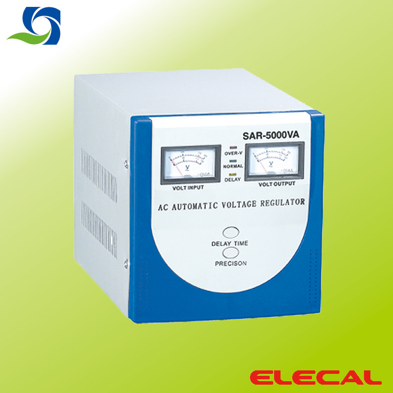 Sar Series Fully Automatic a. C. Voltage Regulator