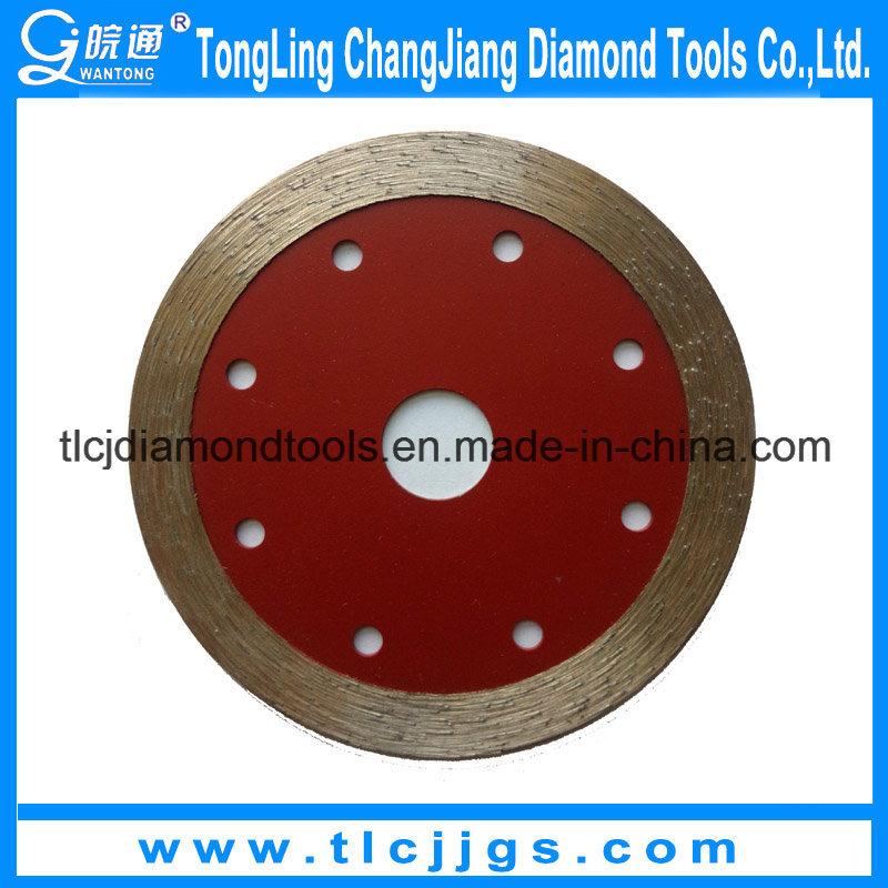 Wet Cutting Diamond Saw Blade